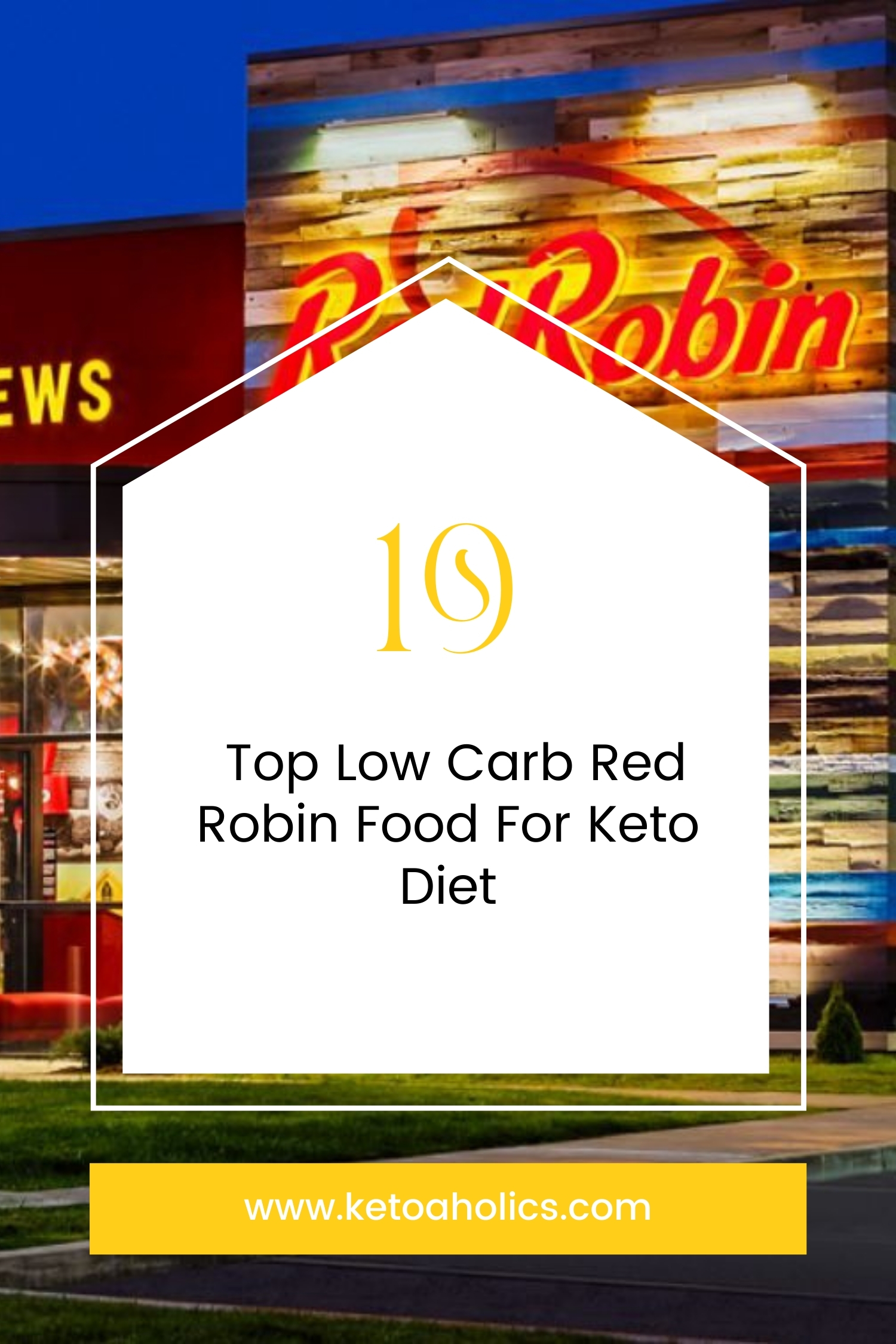 image of 19 Top Low Carb Red Robin Food For Keto Diet