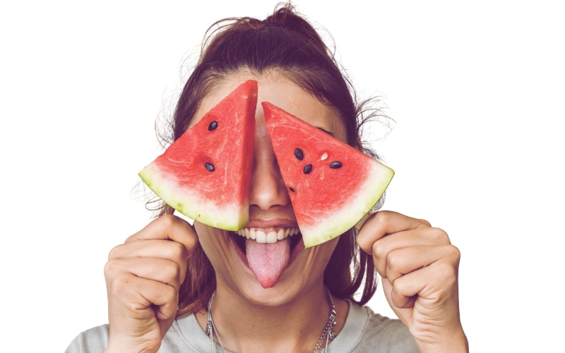 image of Health Benefits Of Eating Watermelon