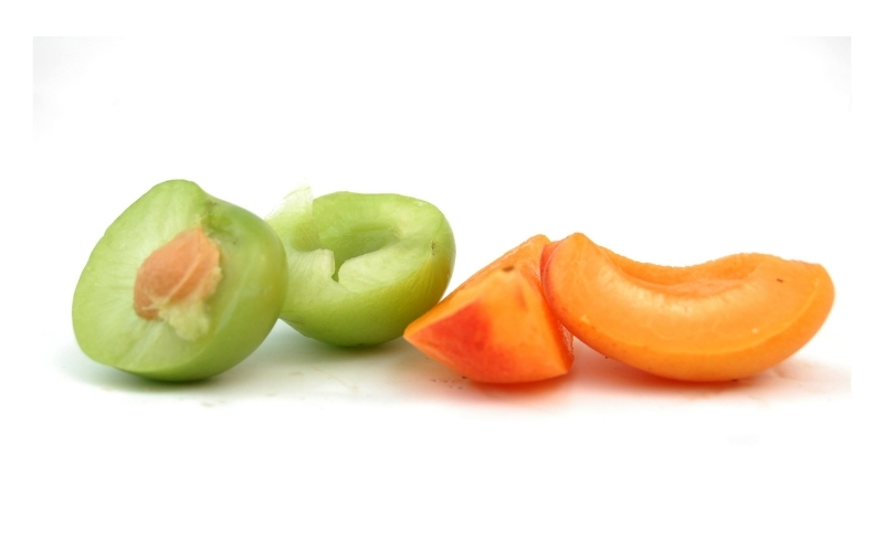 image of Plums & Apricots on keto diet