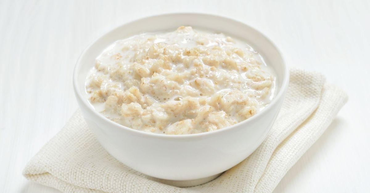 image of cinnamon keto diet make from oat milk