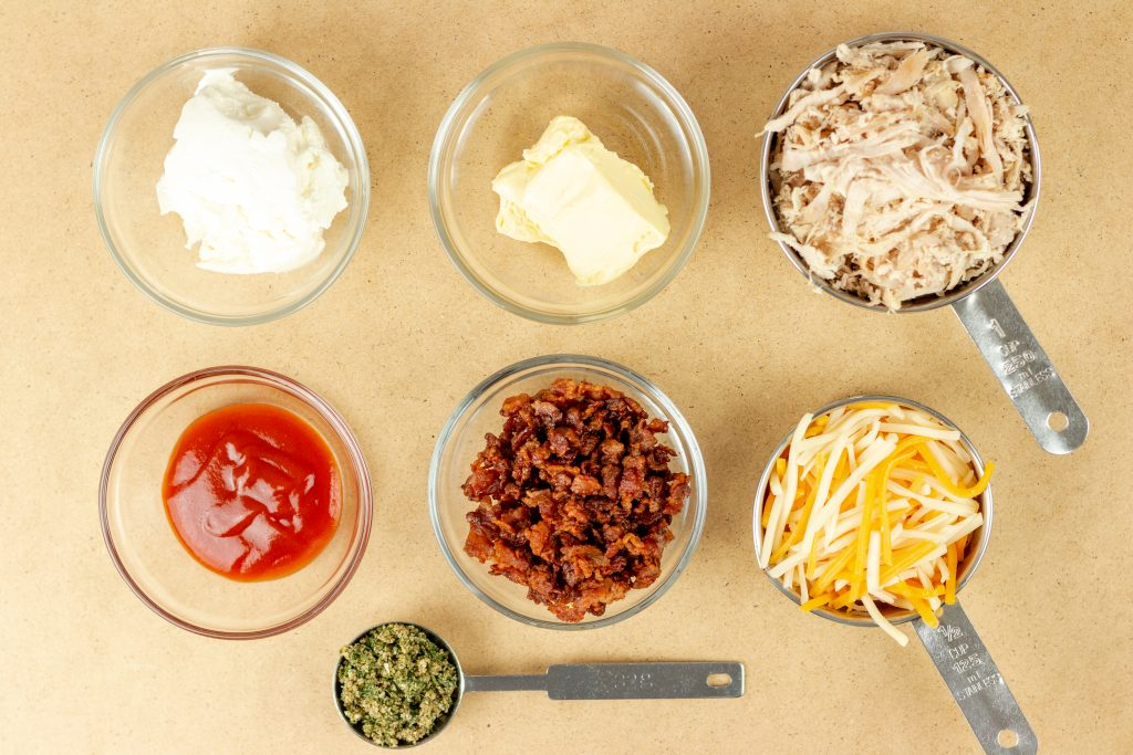 Buffalo Chicken Fat bombs_ingredients (1 of 1)