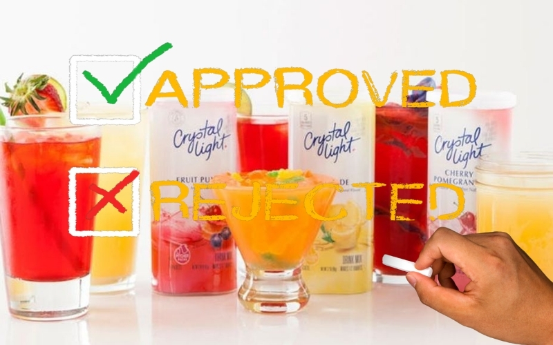 image of Is Crystal Light Keto Compatible