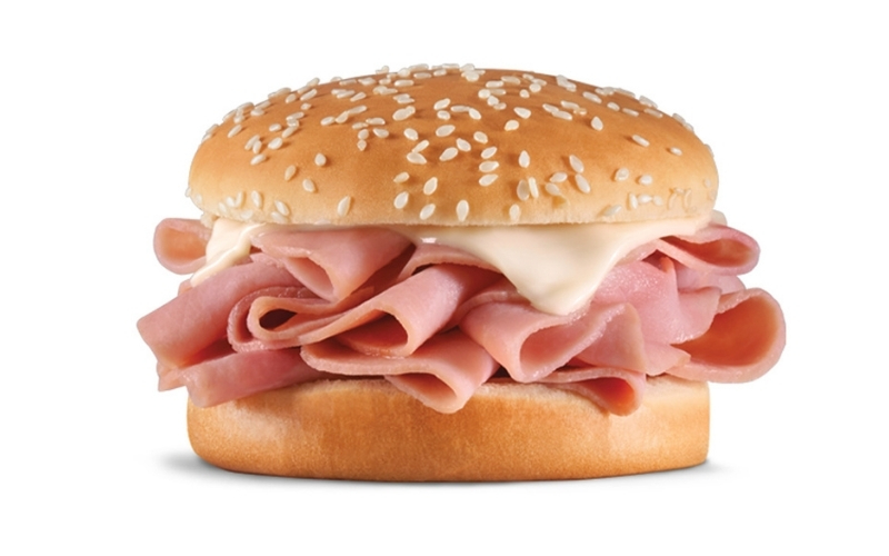 image of Low carb Original Hot Ham and Cheese Keto Diet