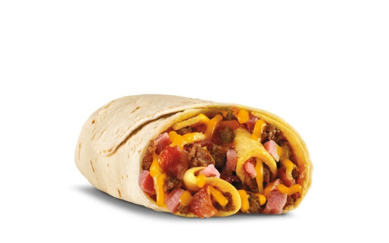 image of Low carb Steak and Egg Burrito Keto Diet