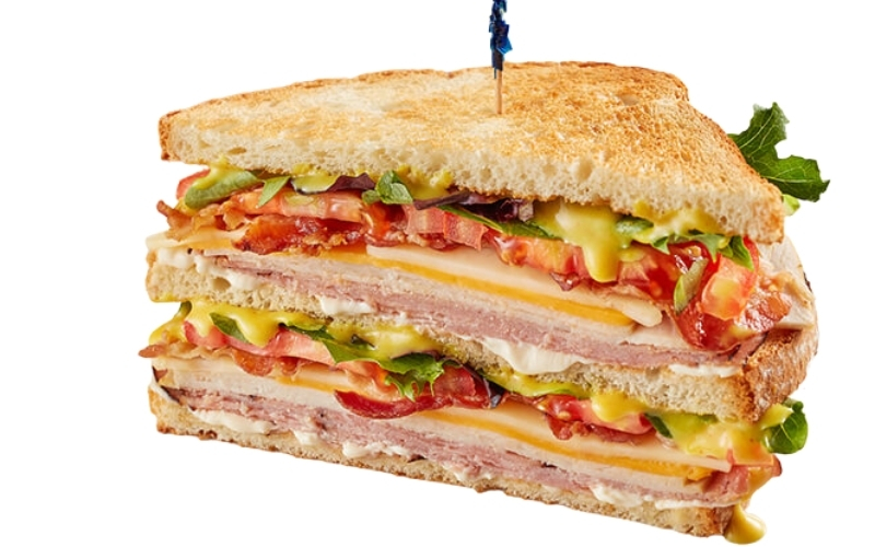 image of McAlister's Club Keto friendly
