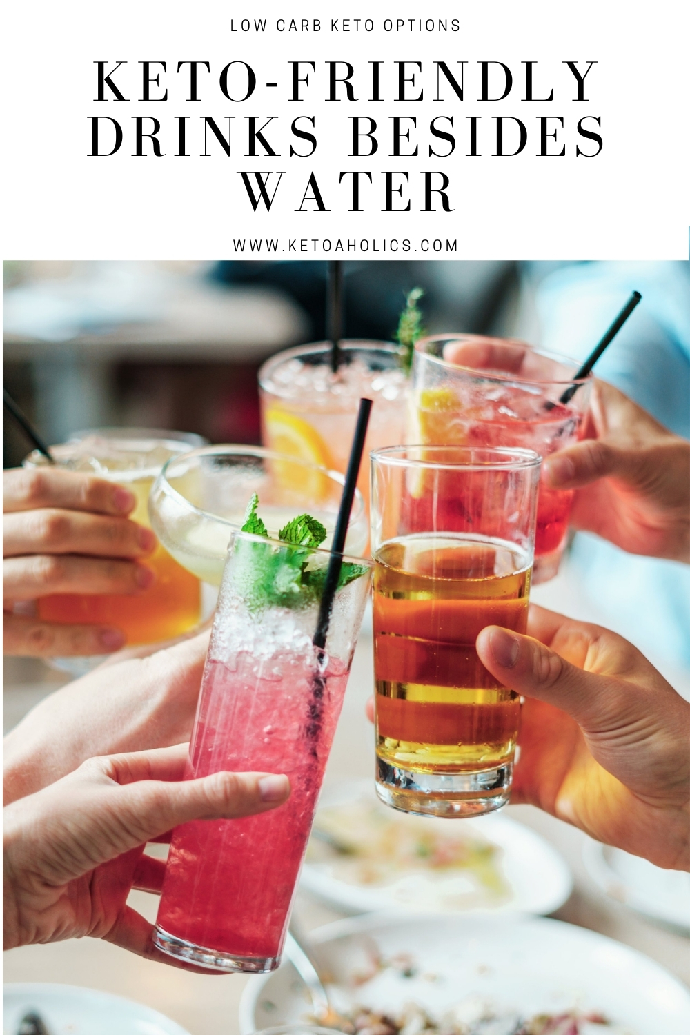 image of Top Keto-Friendly Drinks Besides Water