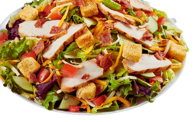 image of image of Grilled Chicken Salad at McAlister's Deli Keto