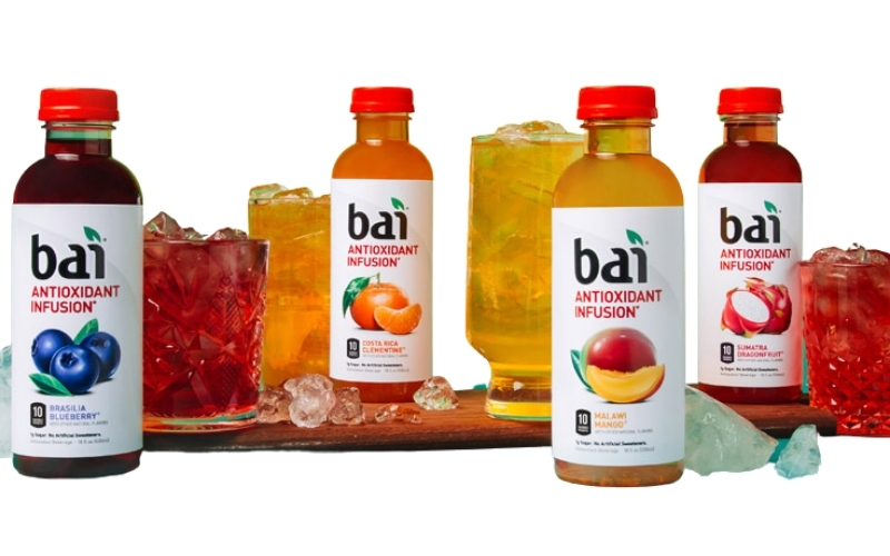 image of is bai products keto friendly
