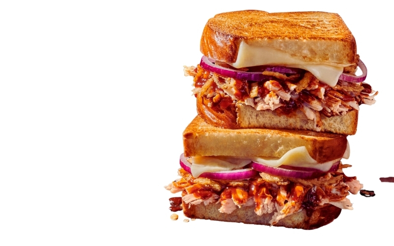 image of low carb Sandwiches at Panera