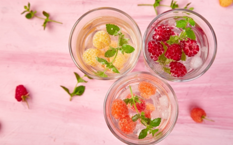 image of low carb keto friendly Water Enhancers And Flavored Water