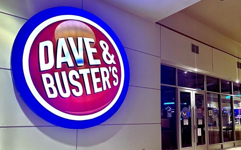 image of low carb food at Dave and Busters on Keto Diet