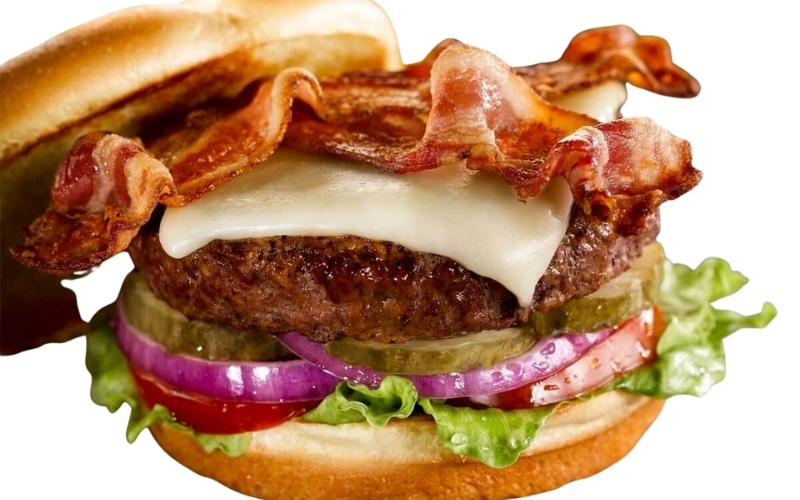 image of low carb keto friendly Hand-Helds (Burgers and Sandwiches)at OCharleys