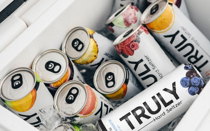 Image of Can I Enjoy A Can Of Truly On The Keto Diet