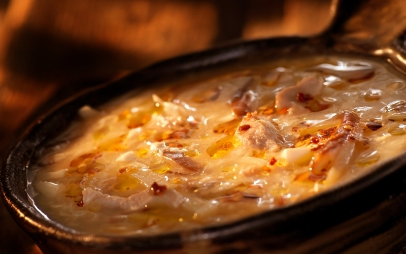 Image of Hot and Sour Soup To Takeaway