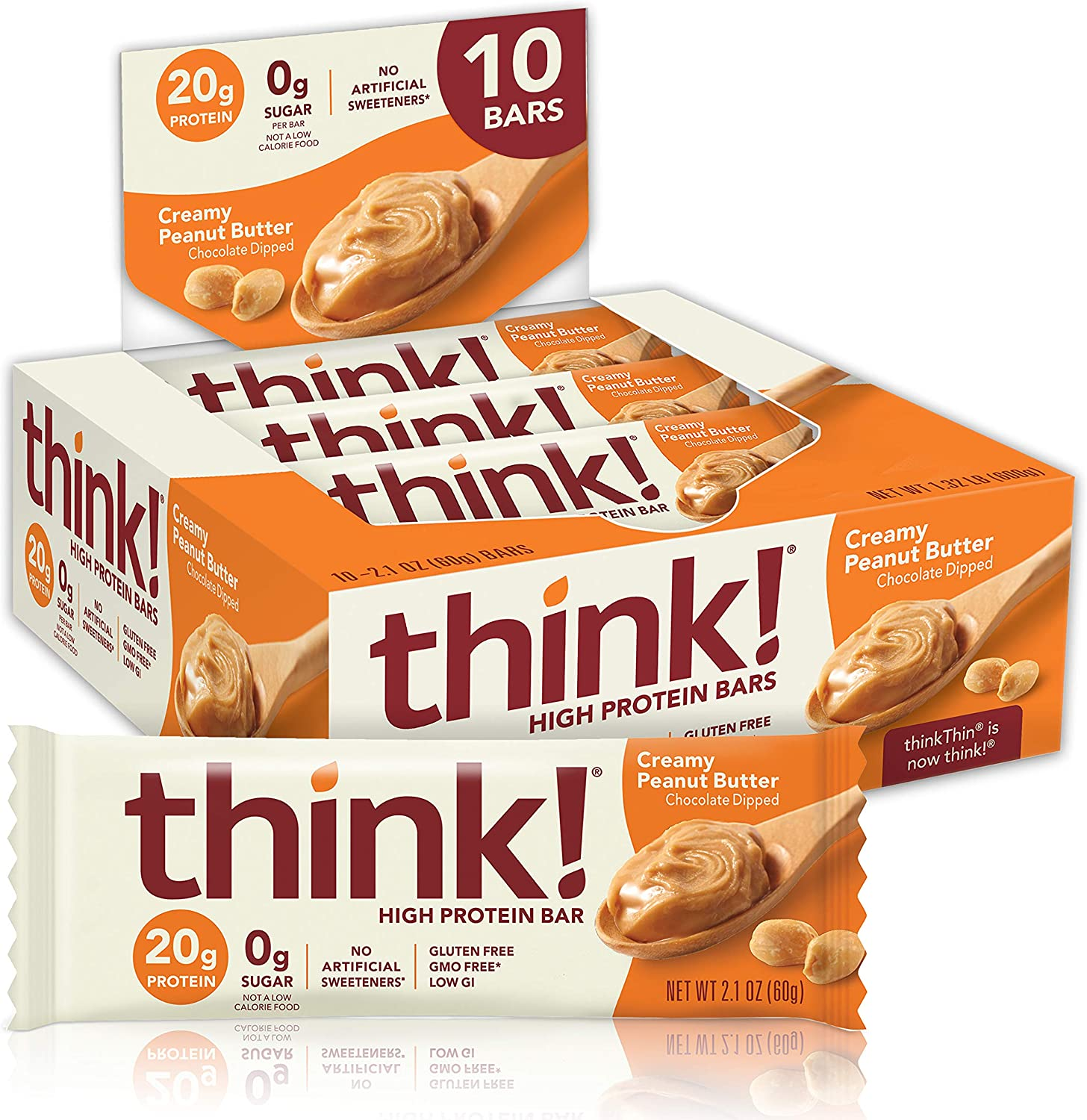 Image of Think High Protein Bars