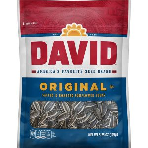 image of are david sunflower seeds keto friendly