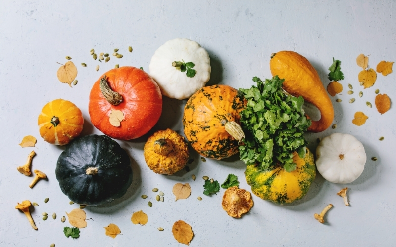 image of Are pumpkins keto low carb and good for weight loss