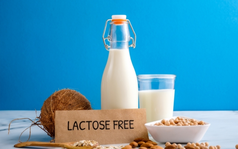 image of Can I Have Lactose-Free M I L K On Keto