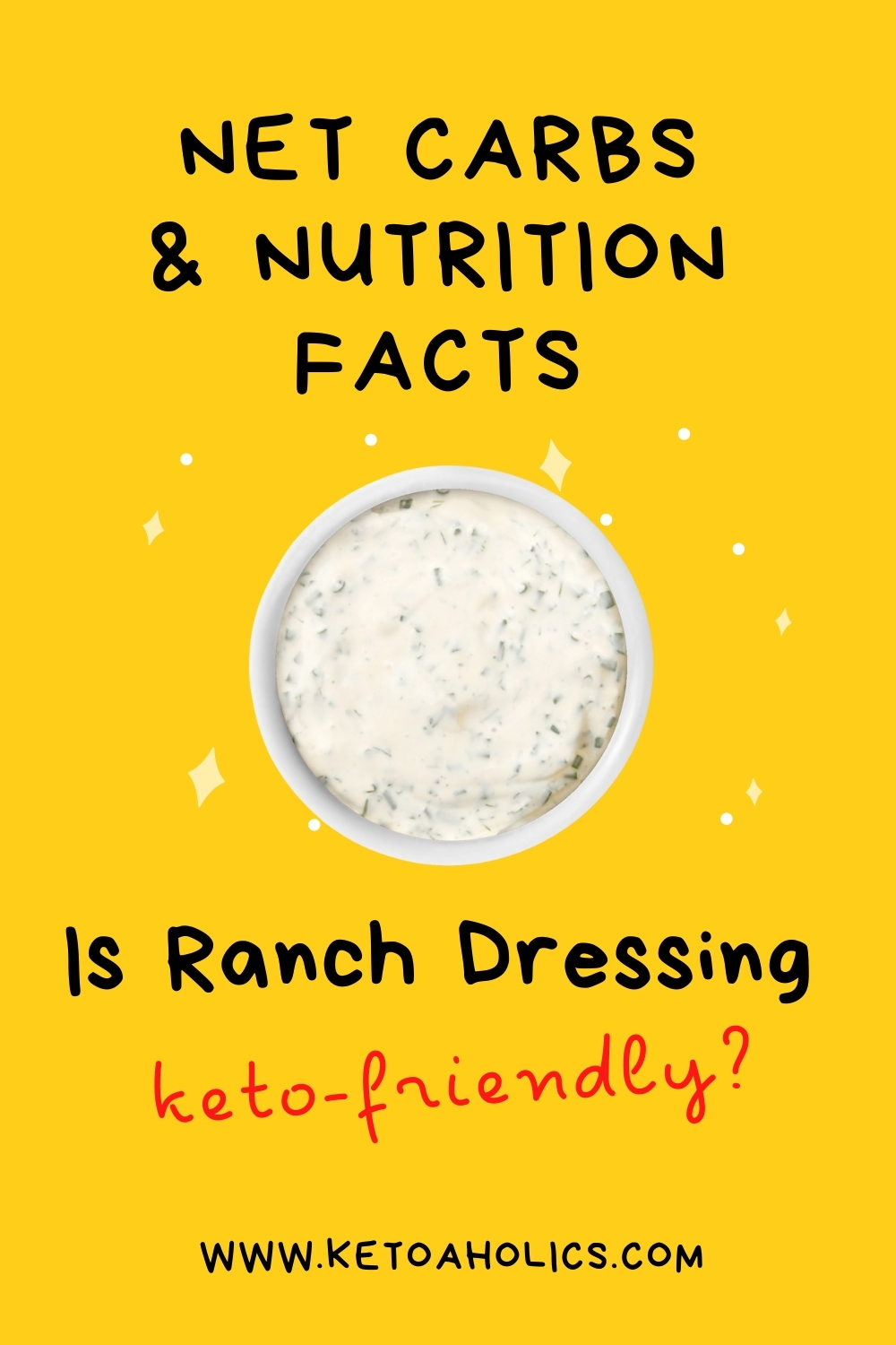 image of Is Ranch Dressing Ketogenic Friendly