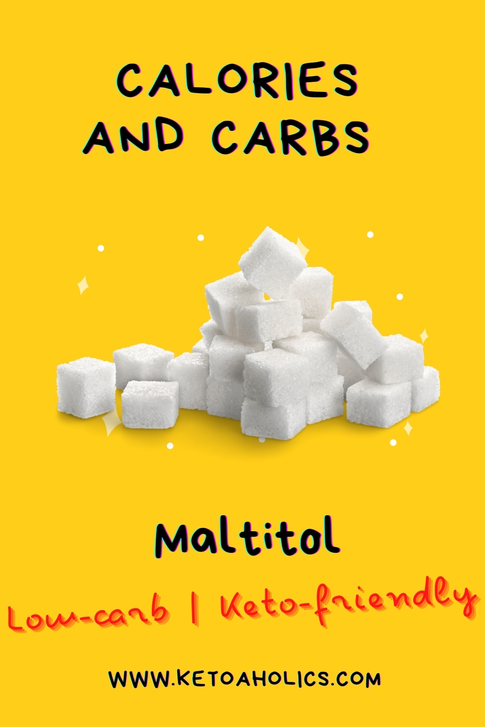image of Maltitol Calories Is Maltitol Good Low-carb Sweetener for Keto
