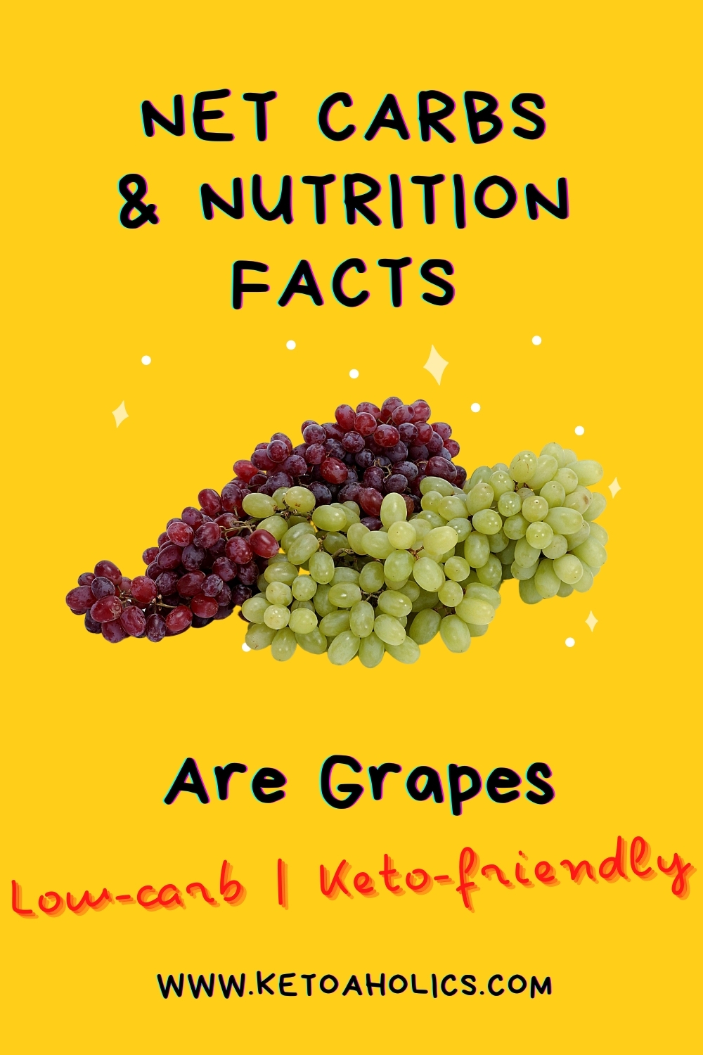 image of are grapes keto friendly