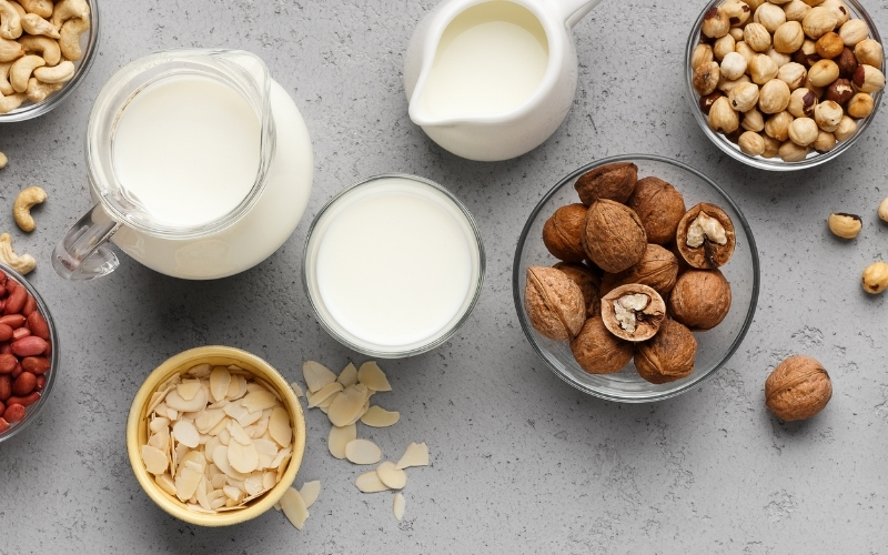 image of Nutrients And Net Carbs Lactose-Free M I L K