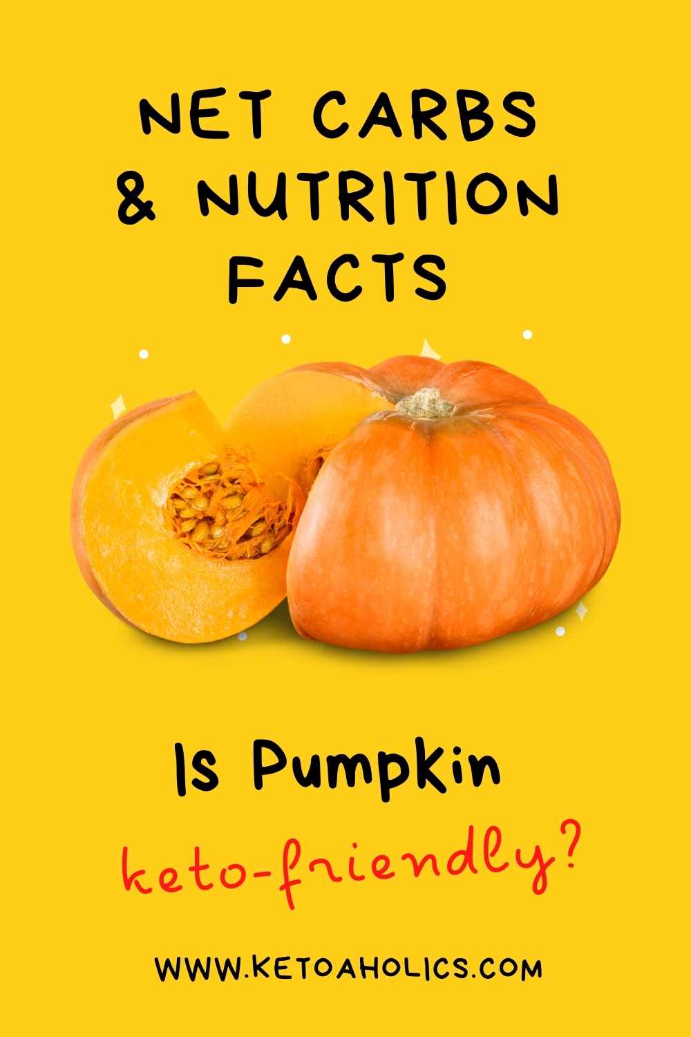 image of is pumpkin keto diet low carb approved