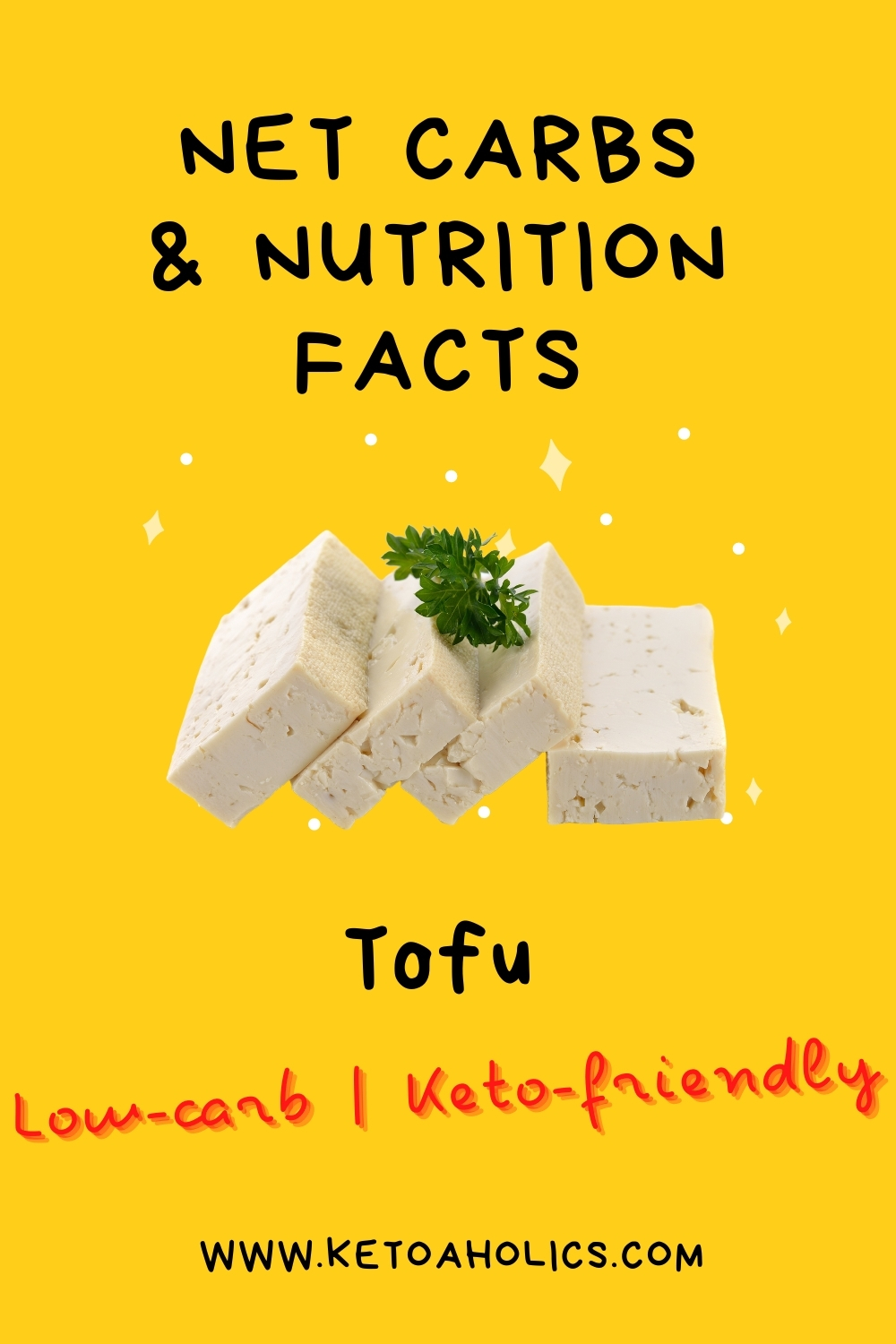 image of net carbs in tofu is tofu low carb, ketogenic friendly