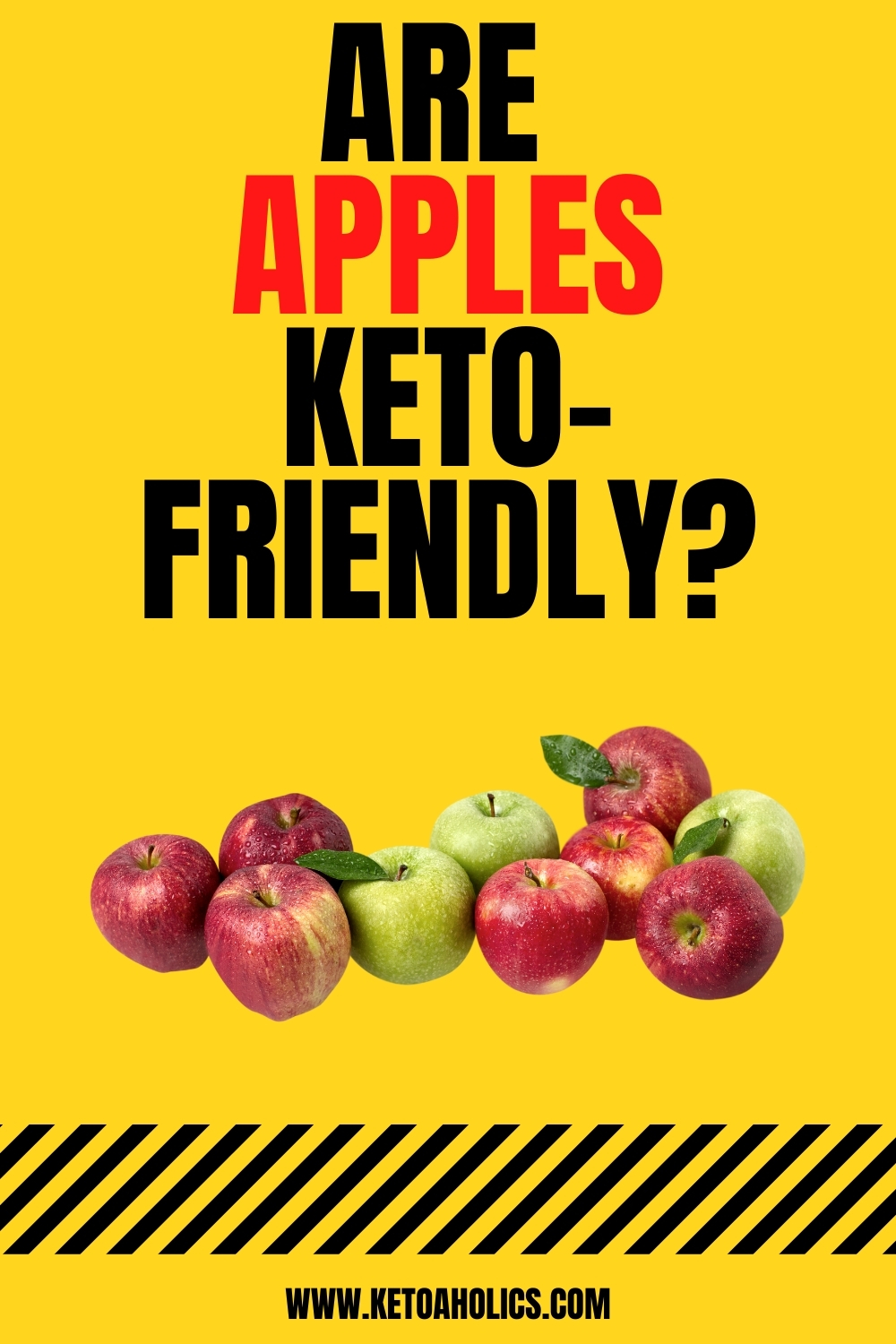 image of Are Apples Keto-friendly