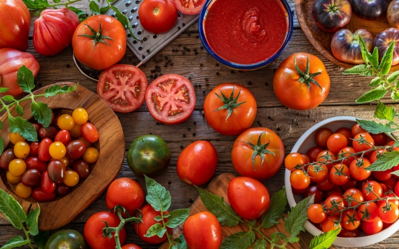 image of Are Tomatoes Keto