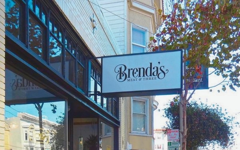 image of Brenda's Meat and Three St San Francisco CA