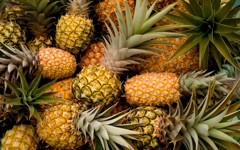 image of Is Pineapple Low-carb, Keto Friendly