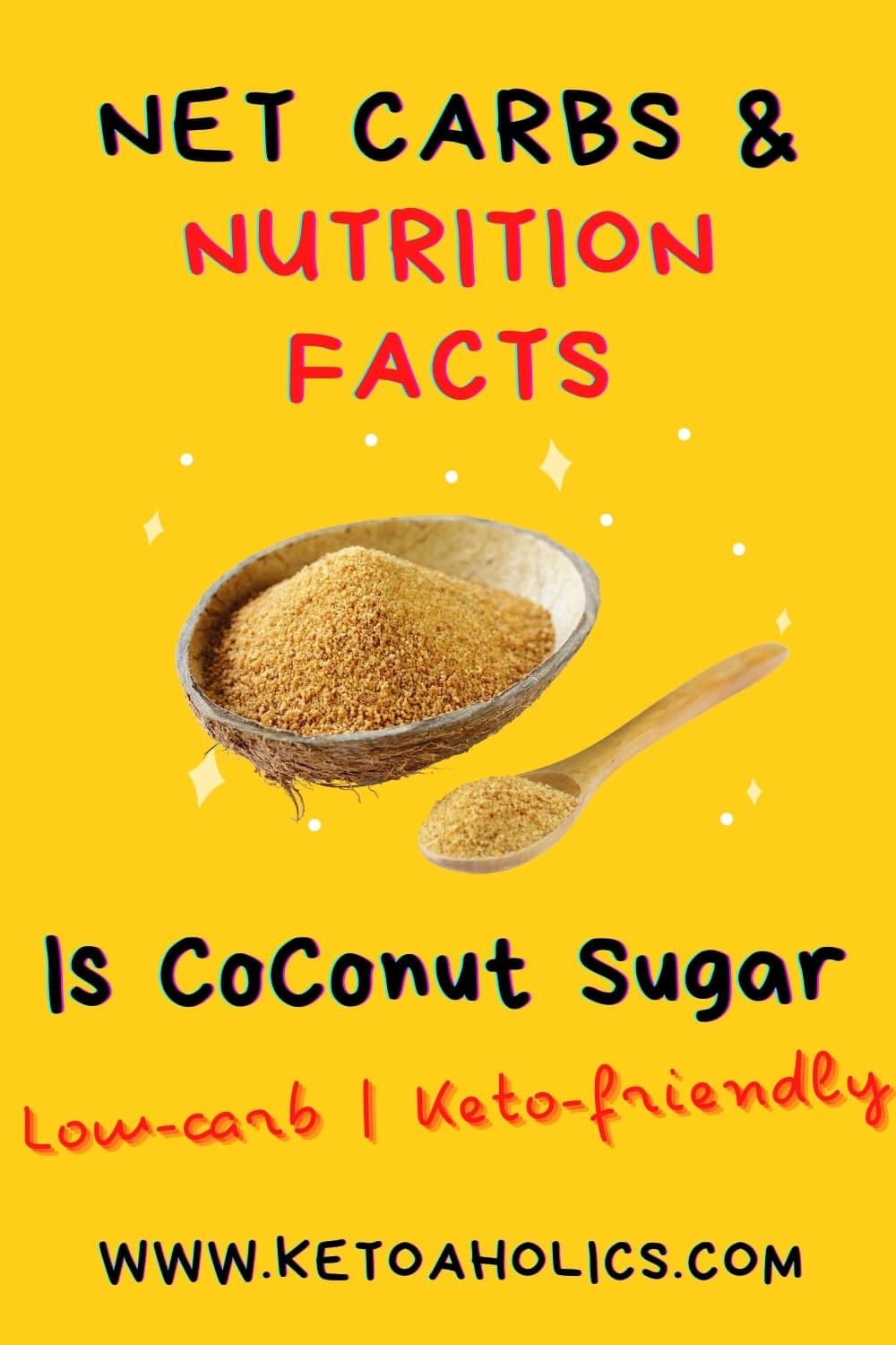 image of is coconut sugar keto friendly low carb