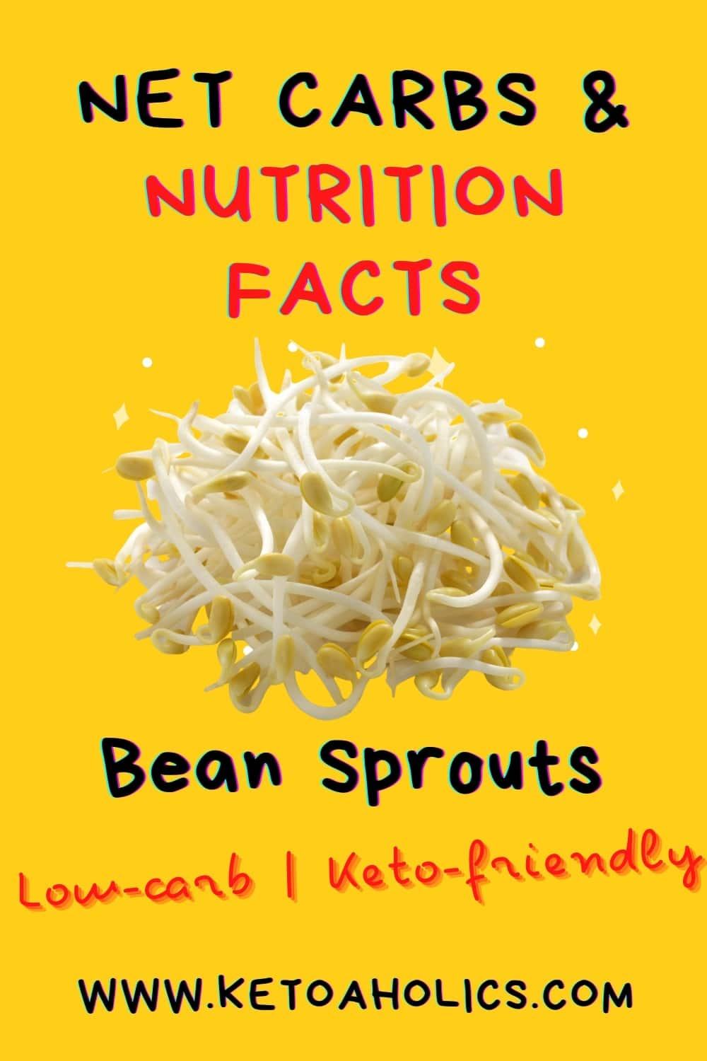 image of are bean sprouts keto-friendly